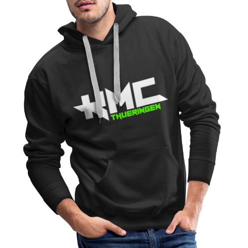 KMC Thueringen Pullover 2K18 Grün - Männer Premium Hoodie