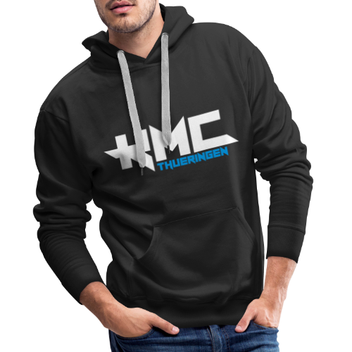 KMC Thueringen Pullover 2K18 Blau - Männer Premium Hoodie