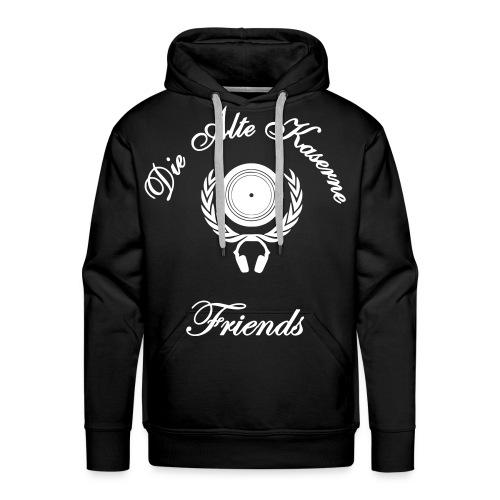 Kaserne for Friends - Männer Premium Hoodie