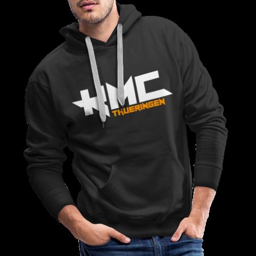 KMC Thueringen Pullover 2K18 Orange - Männer Premium Hoodie