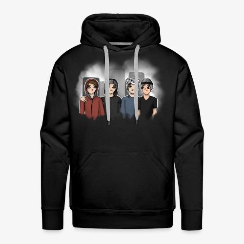 Team Potgrond Art - Mannen Premium hoodie