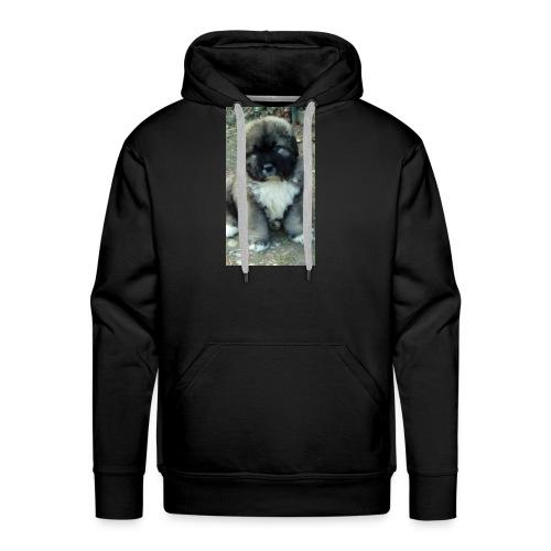 Kolekcja Kazan - Bluza męska Premium z kapturem