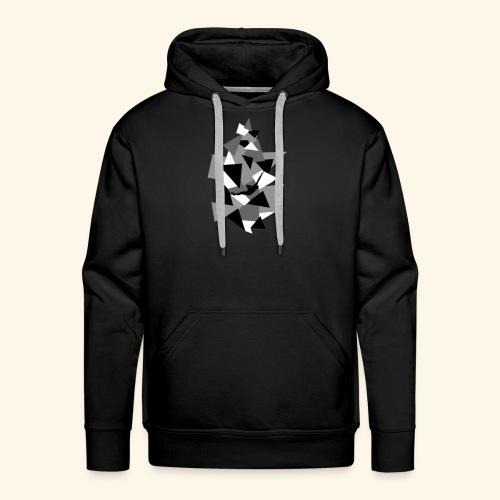 dessins 1 - Sweat-shirt à capuche Premium pour hommes