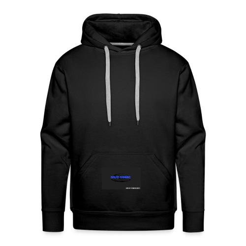 Schwarzes logo4 - Männer Premium Hoodie