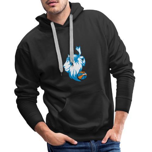 Ajaccio Basket Club - Sweat-shirt à capuche Premium pour hommes