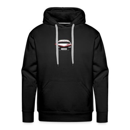 Beluku Forsche Pumera - Mannen Premium hoodie
