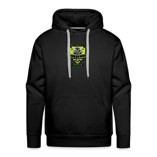CIS Logo 600px DE - Männer Premium Hoodie