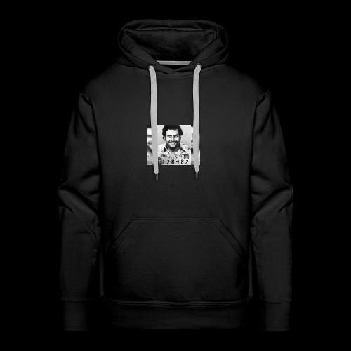 Pablo Escobar - Sweat-shirt à capuche Premium pour hommes