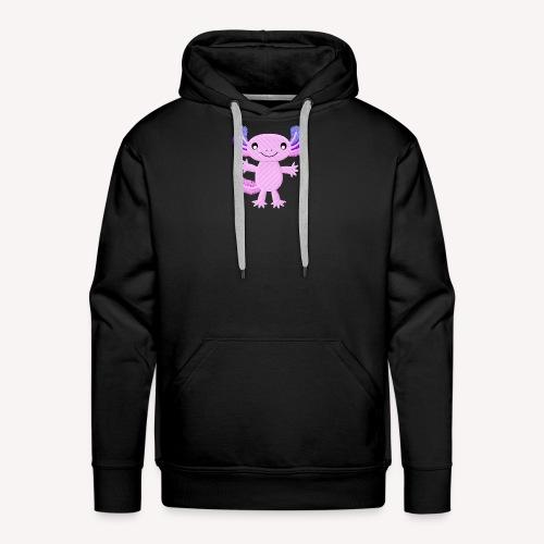 Axolotl - Männer Premium Hoodie