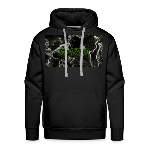 GrIZeT clan - Männer Premium Hoodie