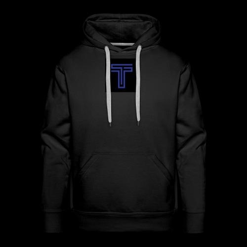 YT logo design - Men's Premium Hoodie