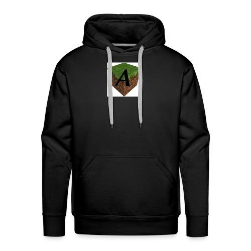 A-Shirt Design - Männer Premium Hoodie