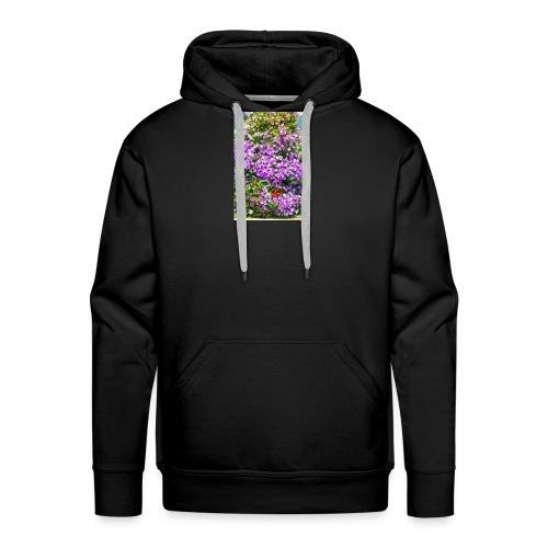Blumen - Männer Premium Hoodie