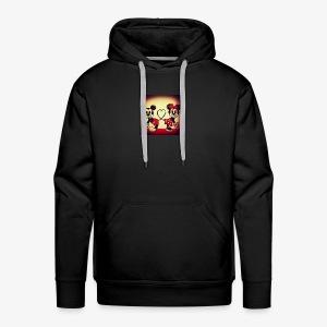 hk - Sweat-shirt à capuche Premium pour hommes