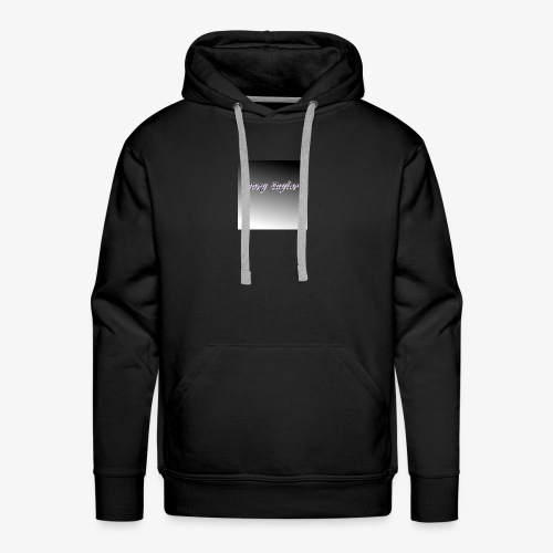 gary taylor OFFICIAL .e.g - Men's Premium Hoodie