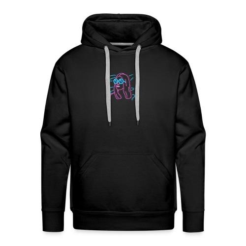 Girl Neon - Men's Premium Hoodie