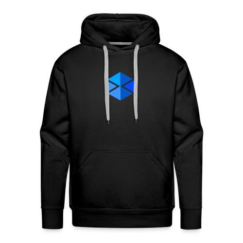 Driehoek - Mannen Premium hoodie