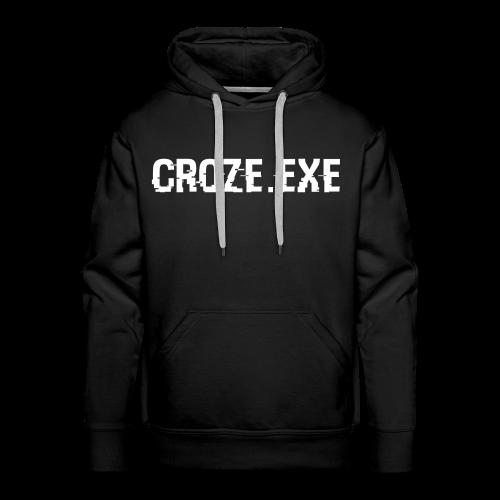 croze.exe - Männer Premium Hoodie