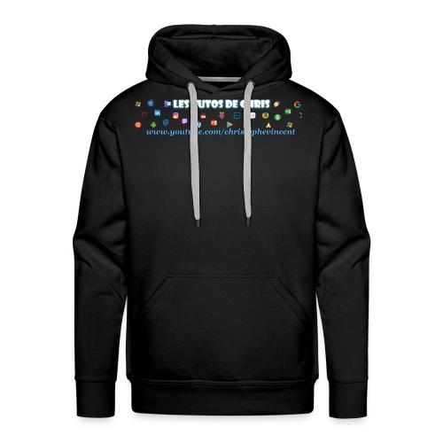 Rejoignez la communauté - Sweat-shirt à capuche Premium pour hommes