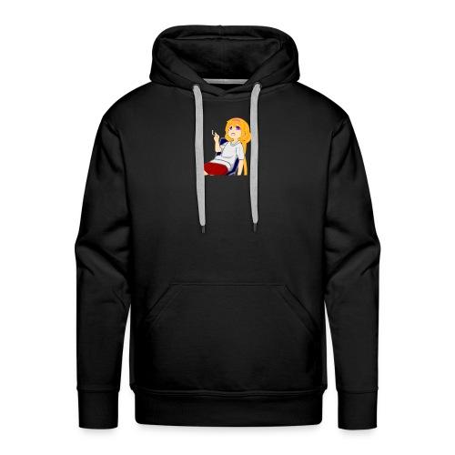 Loli Relax - Sudadera con capucha premium para hombre