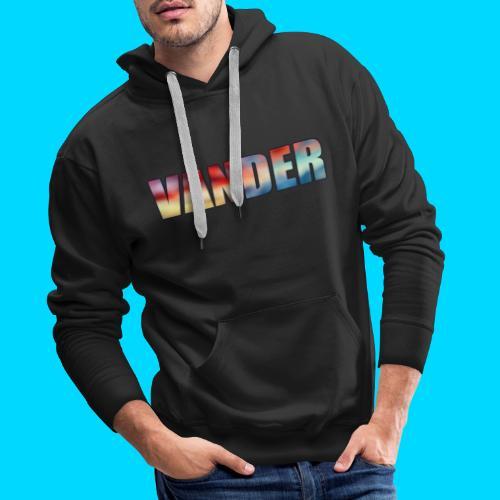 Vander Colorful - Men's Premium Hoodie