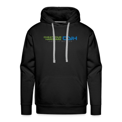 Cheat Your Hardware - Männer Premium Hoodie