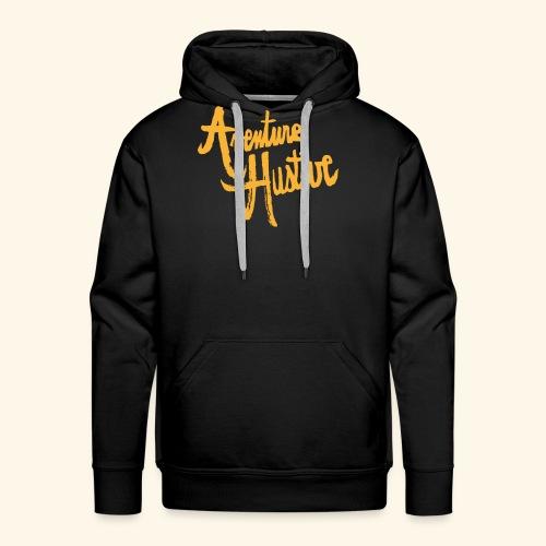 AventureHUstive - Sweat-shirt à capuche Premium pour hommes