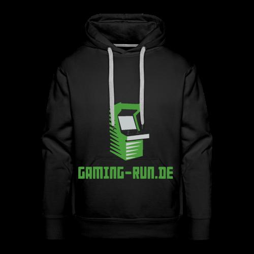Gaming-Run.de - Männer Premium Hoodie