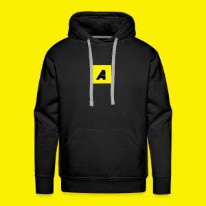 T-shirt Baby - Mannen Premium hoodie