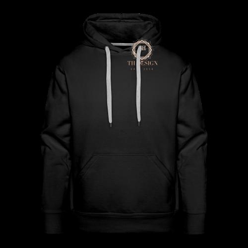TH Design Elegant - Männer Premium Hoodie