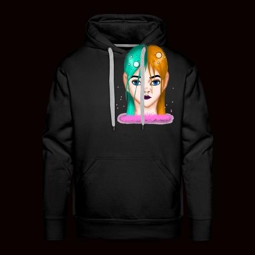 cool girl - Männer Premium Hoodie