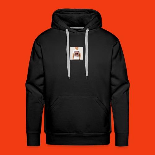 TSHIRT hard salami - Sweat-shirt à capuche Premium pour hommes