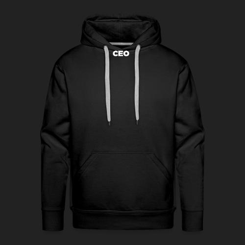 CEO - Männer Premium Hoodie