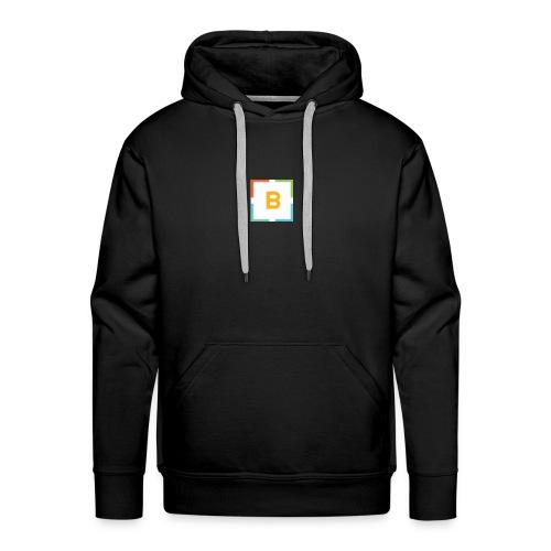 Best for Flest bare logo - Premium hettegenser for menn