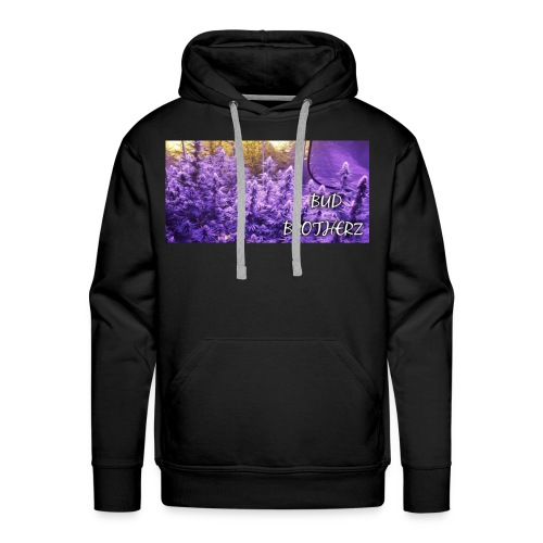 BUD BROTHERZ PURPLE JUNGLE - Men's Premium Hoodie