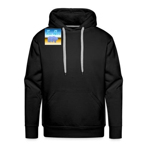 Team Rapid tröja - Premiumluvtröja herr