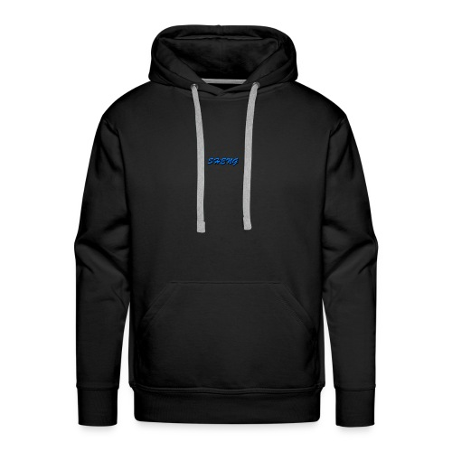 Sheng Beertje - Mannen Premium hoodie