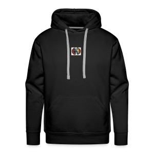 images6JE0ECT8 hollow earth - Männer Premium Hoodie