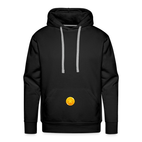 Coin spin - Men's Premium Hoodie