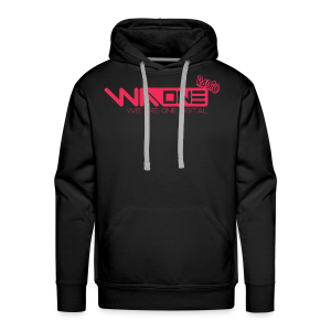Official We Are One Digital Radio Design - Men's Premium Hoodie