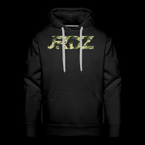 CAMO GREEN JRDZ - Men's Premium Hoodie