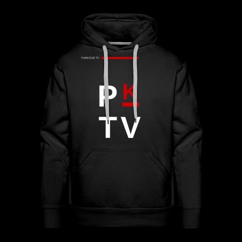 Parkour Tv - Sweat-shirt à capuche Premium pour hommes