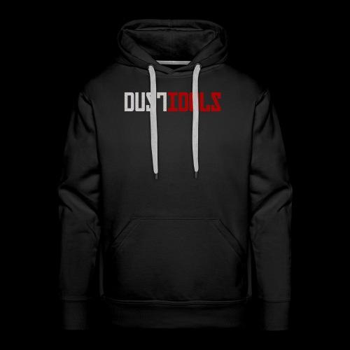 Logo DUSTIDOLS - Sudadera con capucha premium para hombre