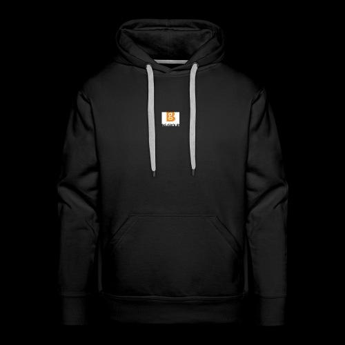 mooi t-shirt - Mannen Premium hoodie