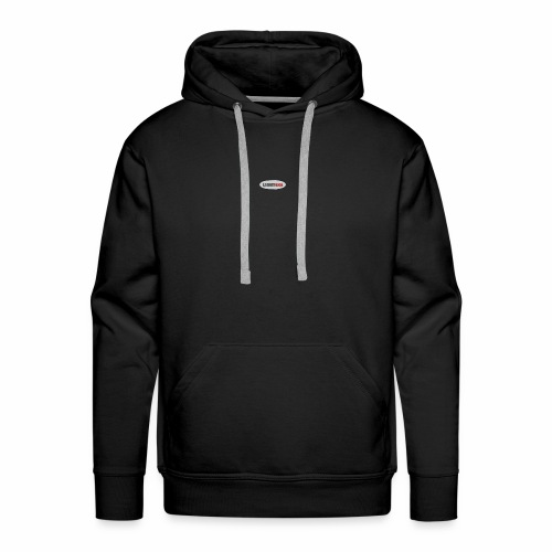 Lightsk8 Logo White - Männer Premium Hoodie
