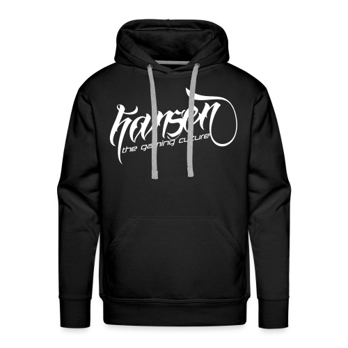 HANSEN - THE GAMING CULTURE - Männer Premium Hoodie