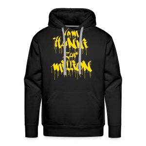 Vom Hunni zur Million - Men's Premium Hoodie