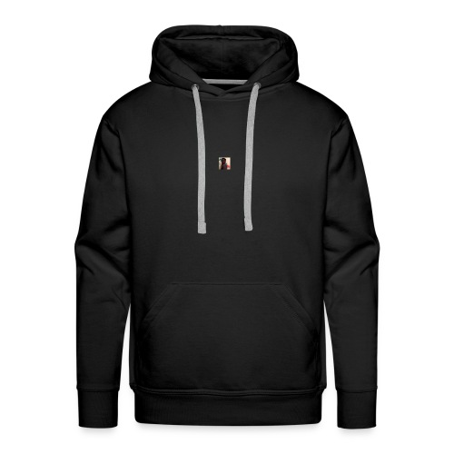 fael FAN! - Sweat-shirt à capuche Premium pour hommes
