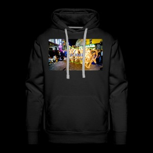 CITY OF CULTURE 2020- Galway - Men's Premium Hoodie