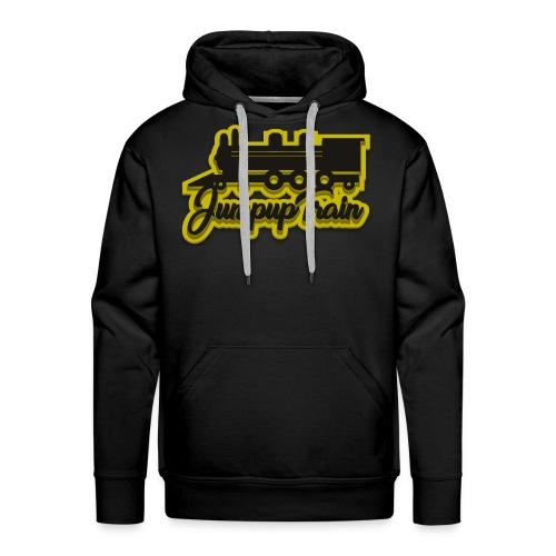 JUMPUPTRAIN - Mannen Premium hoodie